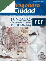 Revista de temas urbanos Puebla