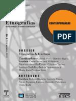 Etnografías Contemporáneas Revista UNSAM Nro 3
