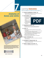 Anatomy of Bones and Joints