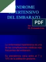 Mola Hidatiforme. 1