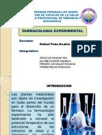 Farmacoliogia I
