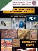 7.- SETIMA CLASE ARCILLAS Y LIMOS.pdf