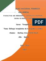 Enfoque Terapéutico de La Migraña y Cefalea