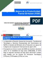 Programa 5S-Kaizen - PRODUCE-JICA AQP 05 Septiembre 2012