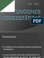 Funciones Homeostáticas 1.5-1