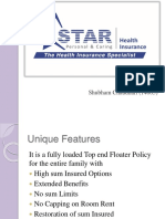 Star Health Insurance ppt