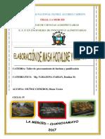 Practica n° 10 masa hojaldre y milhojas