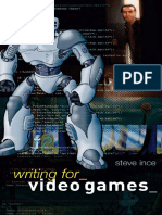 (Professional Media Practice) Steve Ince-Writing for Video Games-A&C Black (2007).pdf