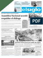 Edicion Impresa Elsiglo 29-11-2017