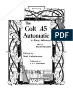 Colt 1911 Workshop Manual - Jerry Kuhnhausen
