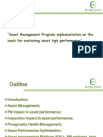 10-Asset Management Implementation as the Basis for Sustaining High Performance - Dr. Eduardo Calixto Final