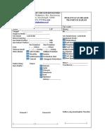 Form.pemntauan Reaksi Transfusi