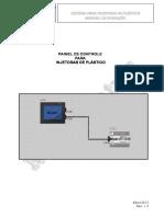 Manual Sistema Injetora de Plástico