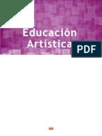 04 Programa artística Cuarto grado Primaria