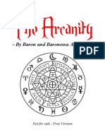 The Arcanity - Baron and Baronessa Araignee