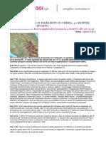 TO - FORTE SCOSSA DI TERREMOTO IN UMBRIA, 4.0 RICHTER. PAURA A FOLIGNO E SPOLETO