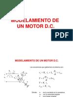 Modelo Motor Dc Laplace Ss