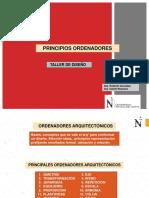 PRINCIPIOS ORDENADORES T3