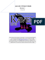 Raven Lite 10 Users Guide