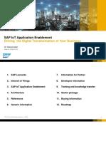 Application Enablement EXTERNAL V04