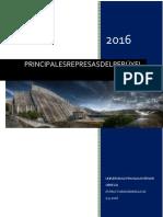 Principales Represas Del Peru y Del Mundo