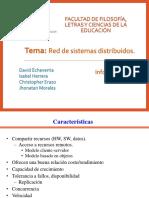5.Red de Sistemas Distribuidos