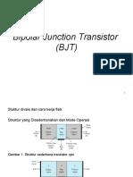BJTx Transistor