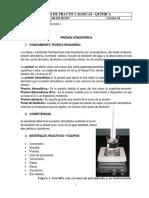 Guia Laboratorio Fisicoquimica Para Byf v3.0