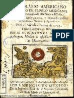 Document(3) astrolabio mexicano