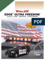11466F Ultra Freedom Lightbar Flyer
