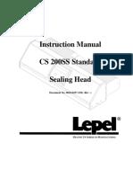 CSplus 200SS Standard Sealing Head