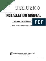 Far2837s_installation Manual for Monitor