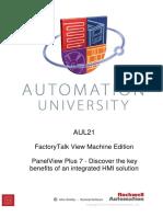 [Auto] FactoryTalk View Machine Edition