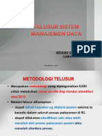 Telusur Sistem Manajemen Data-final