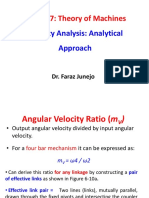 Lect Velocity Analytical