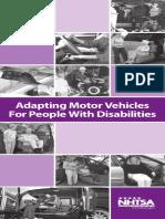 Adapting Motor Vehicles Brochure 810733 (1)