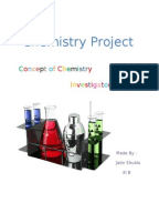 chemistry investigatory project of fermentation of variou Chemistry investigatory experiments in make a list of a dozen searchable items and search for them on different easy-to-make investigatory projects.