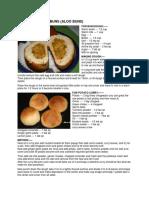 Potato Stuffed Buns