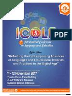 Icole 5 Booklet