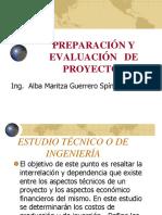 7. Estudio tecnico