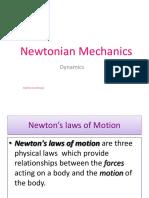 4 - Dynamics