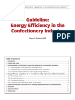 3_Guideline Energy Efficiency in the Confectionery Industry