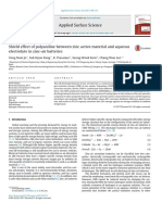 Shield Effect of Polyaniline Between Zinc Active Material and Aqueous Electrolyte in Zinc-Air Batteries