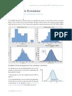 Dist. de ProbabilidadPara Variables Aleatorias Cuantitativas Continuas.