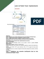 Función Multiusuario de Packet Tracer 10.4.1.3