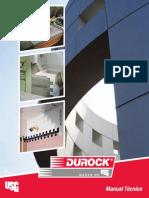 Manual Durock