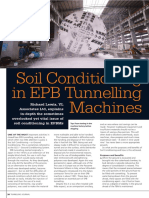EPB Conditioning