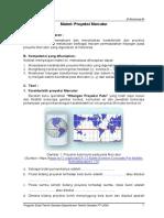07. Proyeksi Mercator