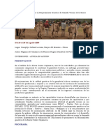Encuentro de Promotores en Mejoramiento Genético de Ganado Vacuno de La Sierra Centro Cajamarc1