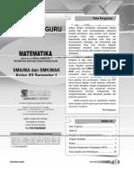 PG Matematika XIIa (Peminatan)